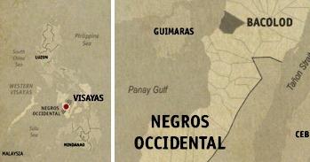 Bacolod Map