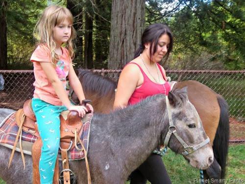 Pony-Riding