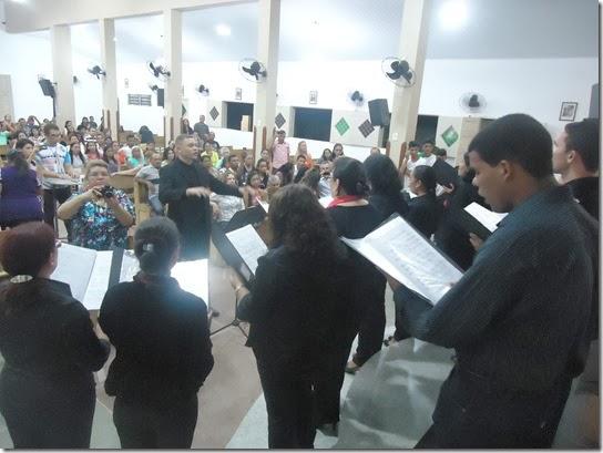 Paróquia São Francisco de Assis - CORAL SÃO FRANCISCO (11)