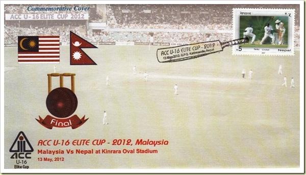 ACC U-16 ELITE CUP - 2012, Malaysia