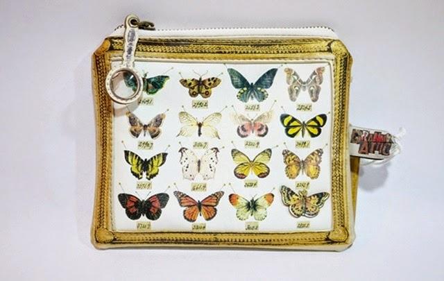 neceser mariposas