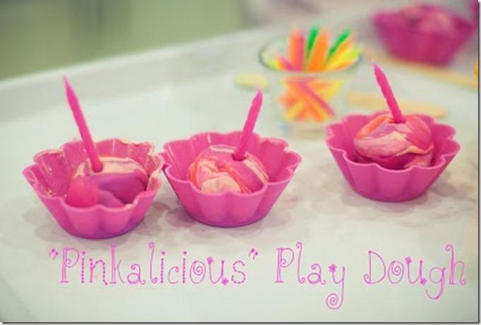 pinkalicious play dough