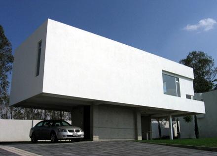 fachada-casa-flat-issa-dionne-arquitectos