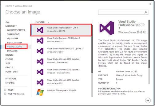 visual-studio-virtual-machine