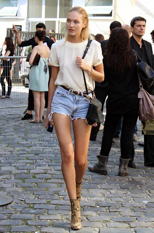 Summer shorts - Street-style looks