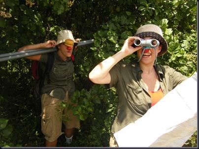 en la jungla
