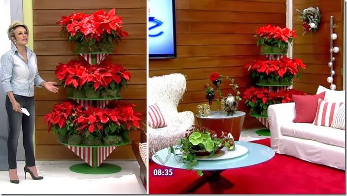 moda do programa mais você - decoração de natal 2013 d