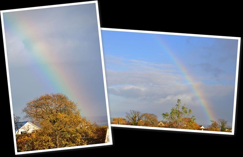 View rainbow