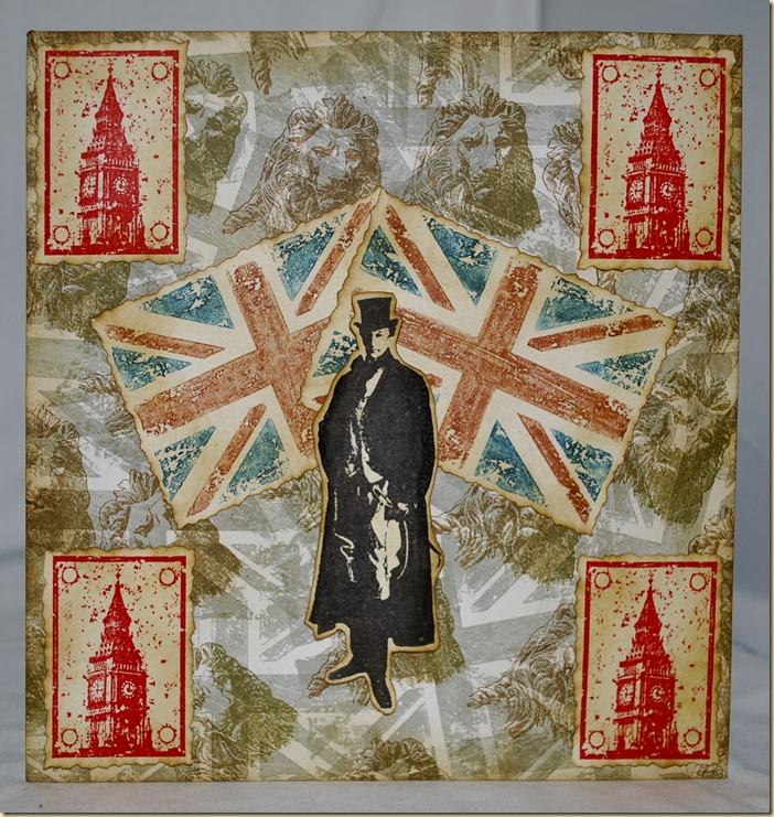 The English Man Card