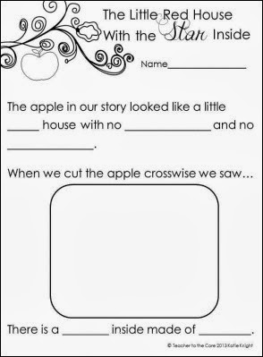 A magical story and writing freebie from Teacher to the Core