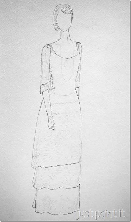 Downton-Abbey-Sketch-5