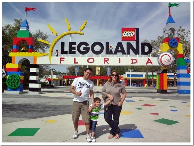 Legoland - family