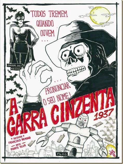 Garra Cinzenta- Luisa Veras - 100