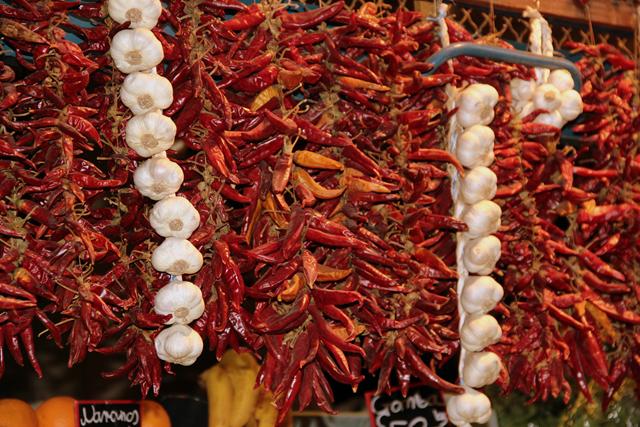 peppar och paprika