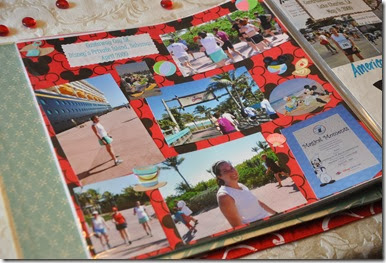 Running Race Scrapbooks 3