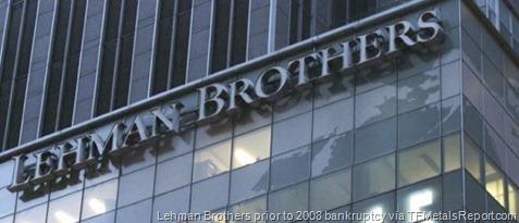 DEU Finanzmaerkte Lehman