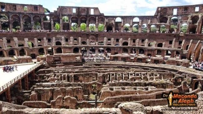 Visitar El Coliseo Romano 2