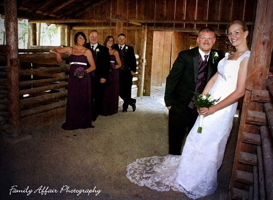Frontier Lodge Wedding Photographer 01