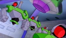 15 robots d'entraînement