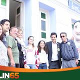 """""""Caminhada 65"""" no Centro de Contagem"""
