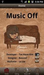 Music Off