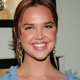 Dec 08, 2005; Los Angeles, CA, USA; Actress ARIELLE KEBBEL during arrivals at the opening of the new Kenneth Cole Los Angeles Flagship Store at the Beverly Center. Mandatory Credit: Photo by Jerome Ware/ZUMA Press. (©) Copyright 2005 by Jerome Ware