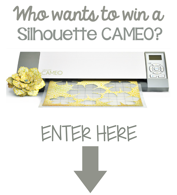 CAMEO giveaway enter here
