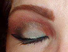 Look with Anastasia Maya Mia Palette_2