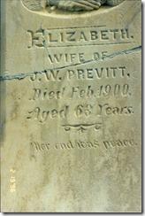 Elizabeth Davis Previtte