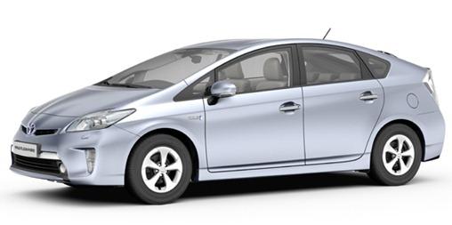 Toyota Prius-Plug-in Hybrid