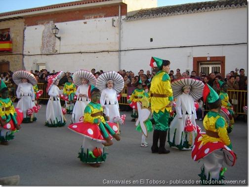 carnavales_infantiles disfraz de seta