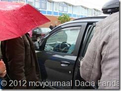 Dacia Fandag 2012 Onthulling Lodgy 19