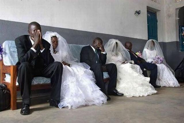 Tire você mesmo sua conclusão sobre o casamento