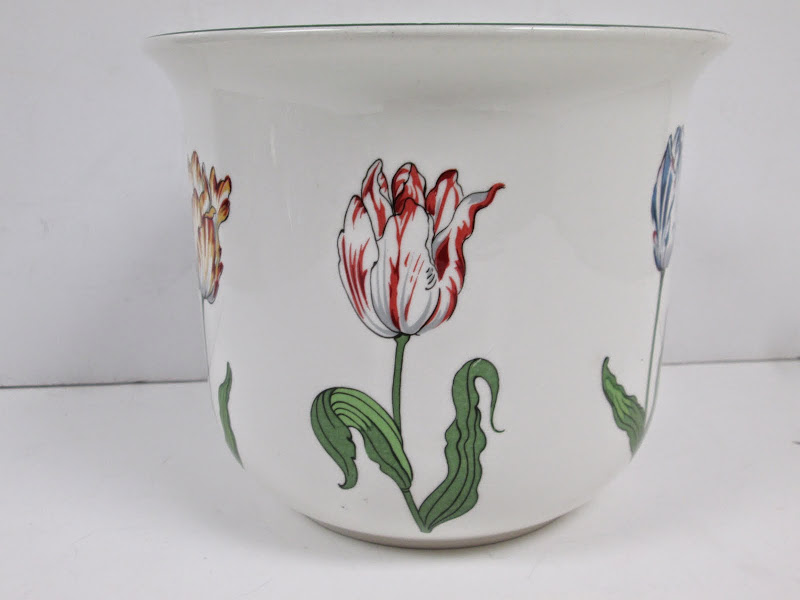 Tiffany Tulips Tiffany and Co. Planter