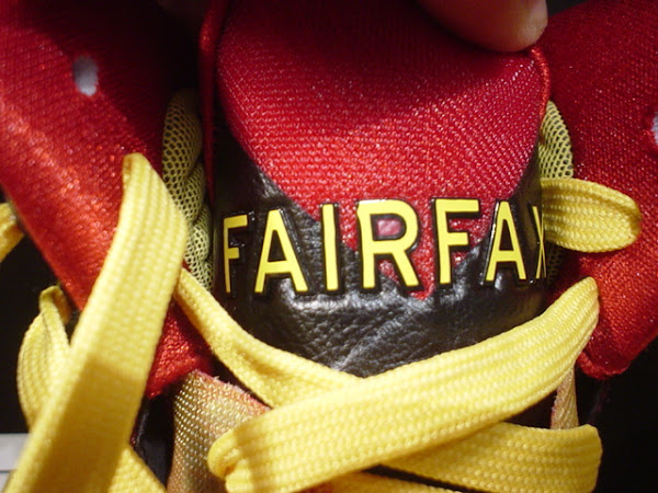 Detailed Look at Nike LeBron 9 FAIRFAX Away Player Exclusive