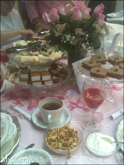 how to have a tea party