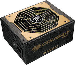 COUGAR - 80PLUS Gold certified GX-series Power Supply