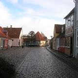 Rue dans le vieux quartier