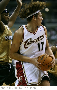 'Anderson Varejao' photo (c) 2006, Keith Allison - license: http://creativecommons.org/licenses/by-sa/2.0/