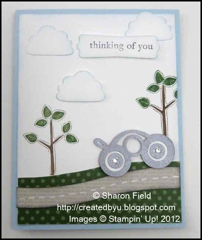 I today's tutorial you'll make this cute volkswagen from the button chain punch by sizzix