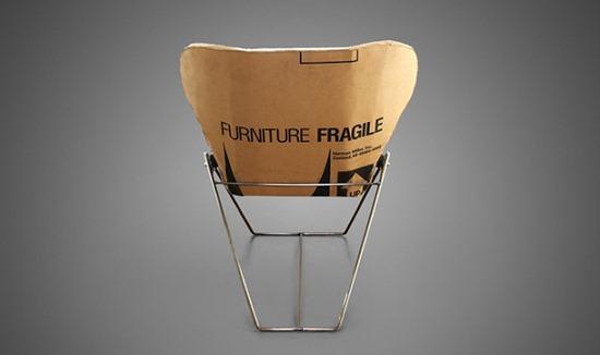 cadeira de papelão 02