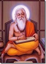 [Writing Vedic literature]