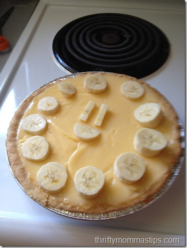 banana smile pie 002