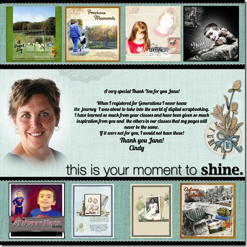 Your moment to shine