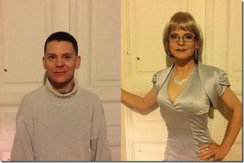 My personal trainer, Csilla Javorszki v P