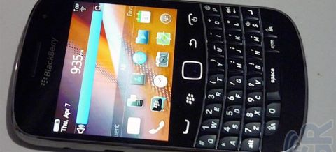 BlackBerry Bold Touch Dakota