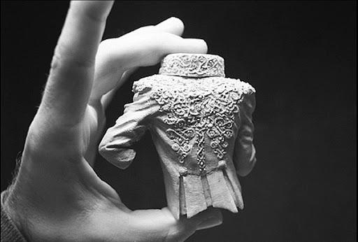 David%20Bowie%201 Sculptures by Adam Beane