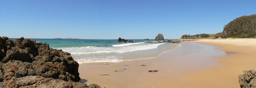 Narooma%20beach%20panorama Beach Photos