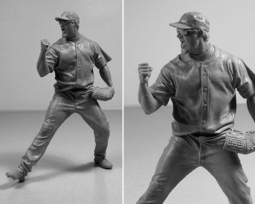 Gagne Sculptures by Adam Beane