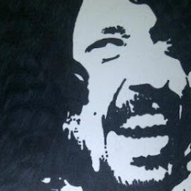 Dave Grohl in sharpie by Jessica Anderson - Drawing All Drawing ( black and white, sharpie, grohl, dave )